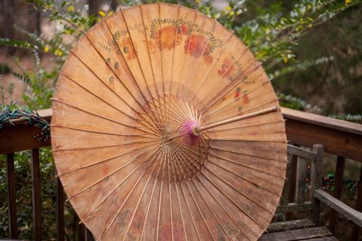 7 Japanese Parasol