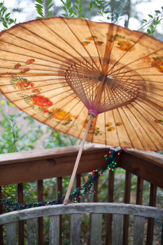 8 Japanese Parasol