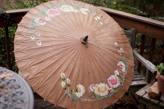 9 Japanese Parasol