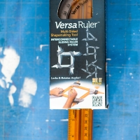 The Kickstarter Versa Rulers arrived!