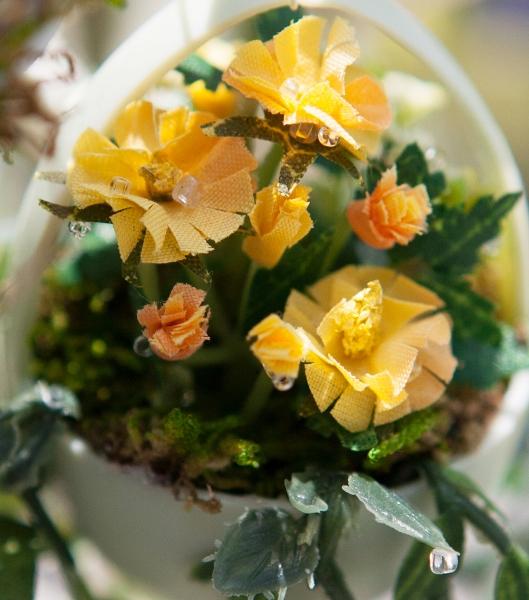 15 Miniature Marigolds