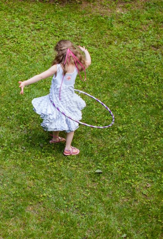 2 5th Birthday Spinning