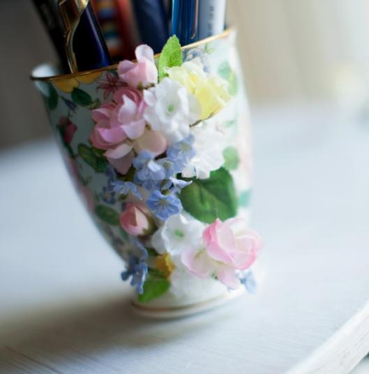 3 Flowers Mug