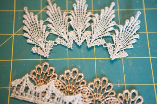 Crown Journal-3a Making the Lace Crown