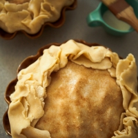 Crust-Lover's Apple Pie