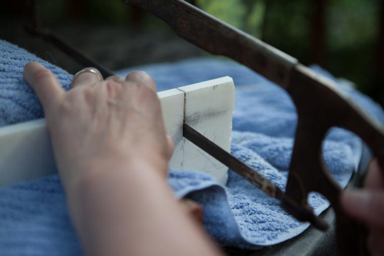 window sill 1 cutting 7814