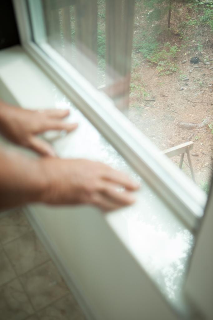 Window sill 7 install 7848