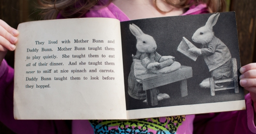 Four Little Bunnies-5