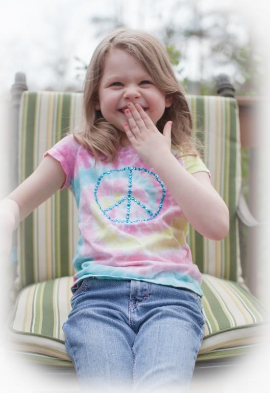 Sweet Granddaughter laughter