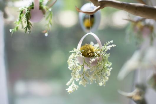 Hanging plant egg tree 14 2