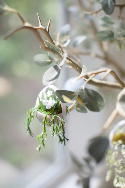 Hanging plant egg tree 14 4