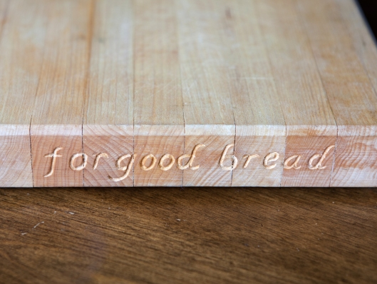 Bread board 3