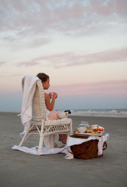 15 Tea by the Sea