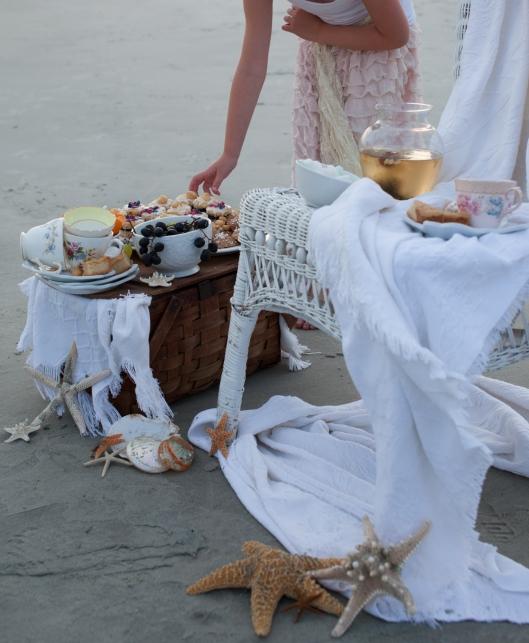 5 Tea by the Sea
