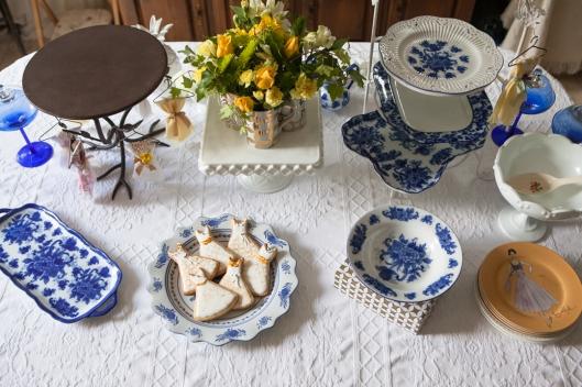 1 Dessert Table