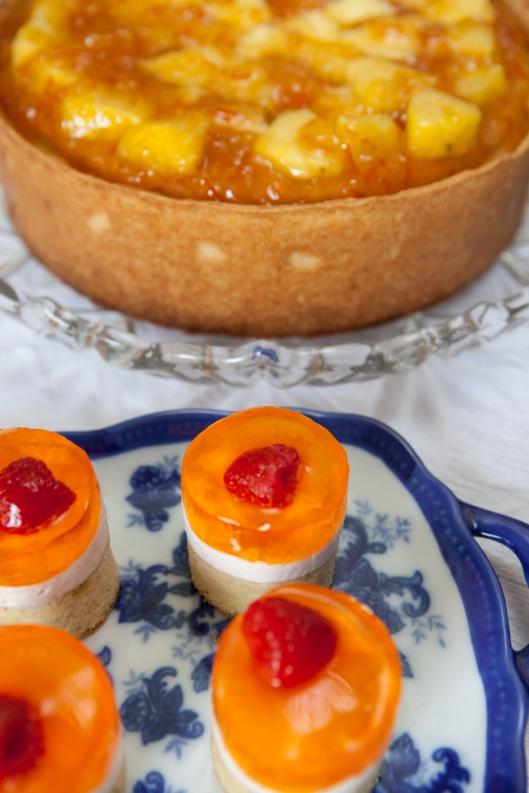 12 Layered desserts