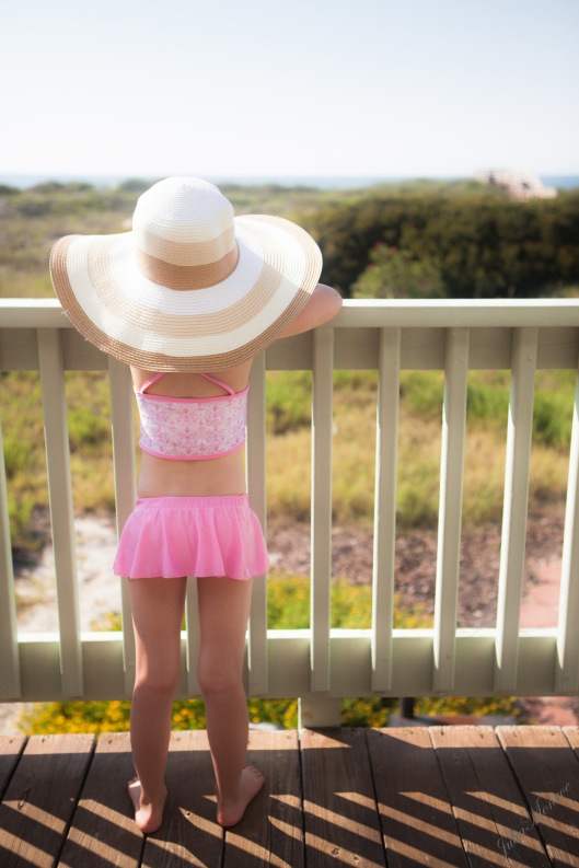 Pink beach sweetness
