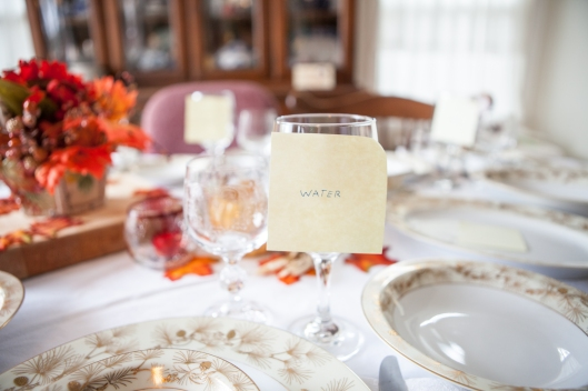 3 2014 Thanksgiving table labels