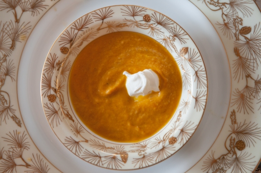 7 2014 Thanksgiving Pumpkin Bisque
