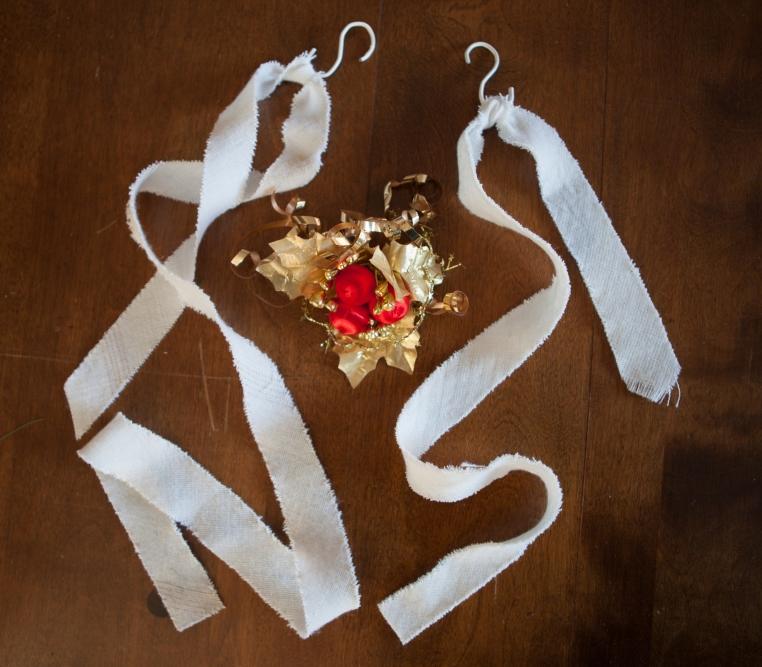 2 Angel Curtain Treatment