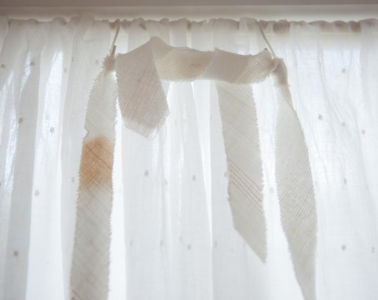 6 Angel Curtain Treatment