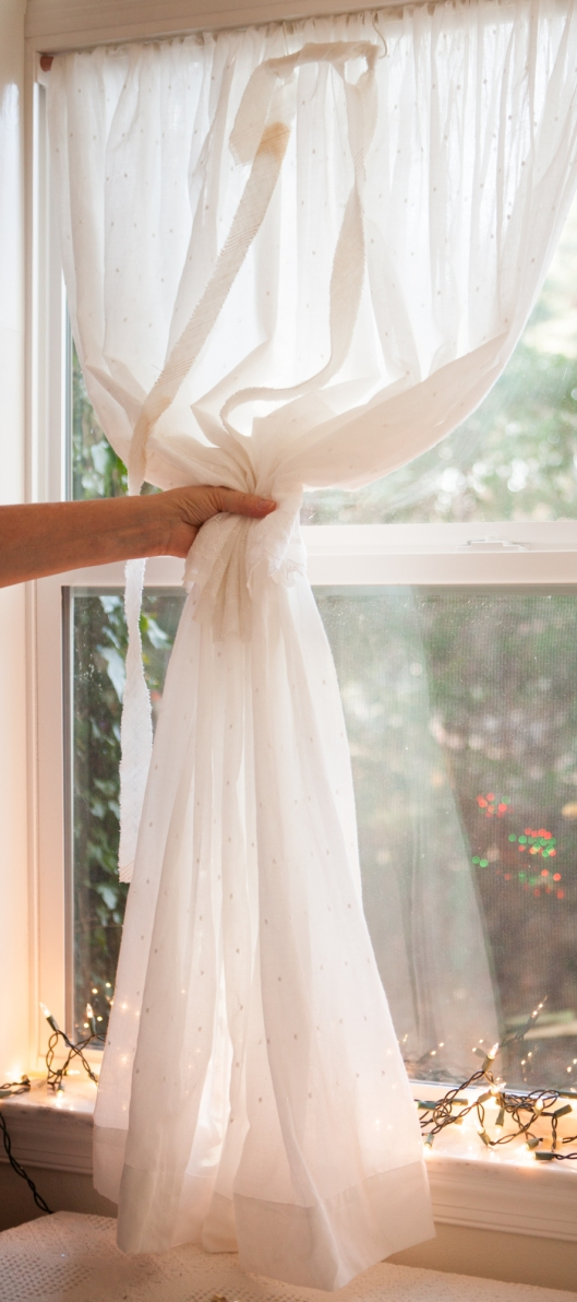8 Angel Curtain Treatment