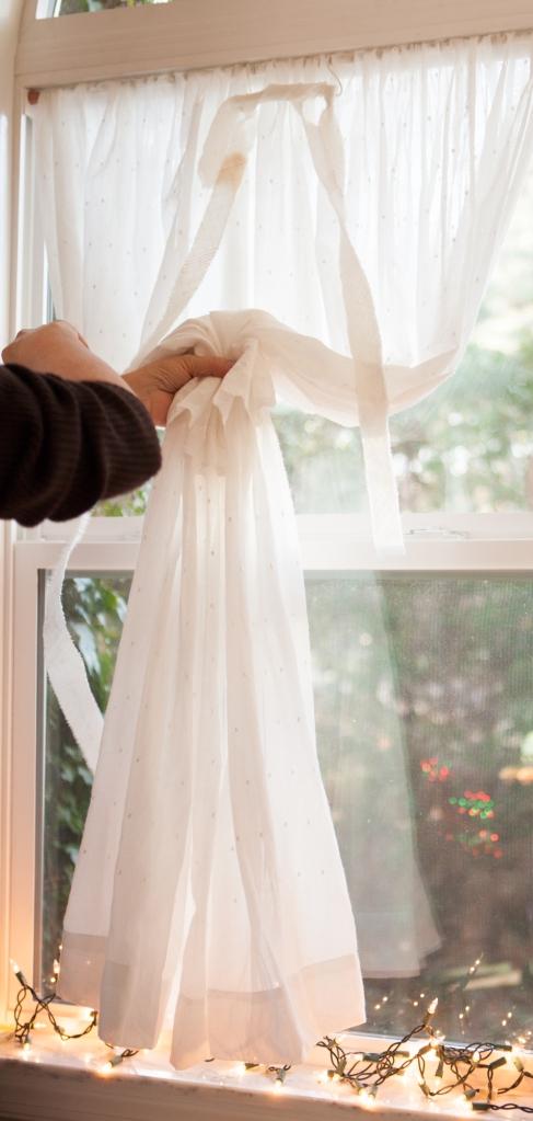 9 Angel Curtain Treatment