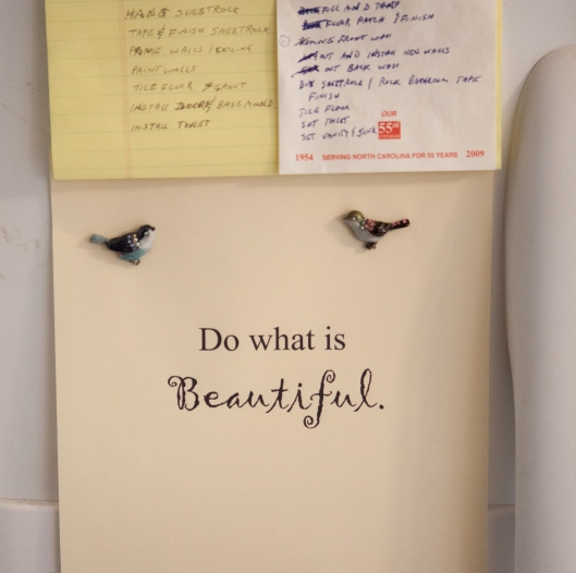 1 1 Do What is Beautiful