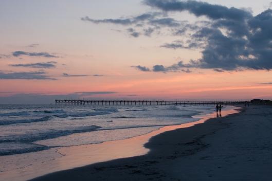 Sunset Beach NC, 2014