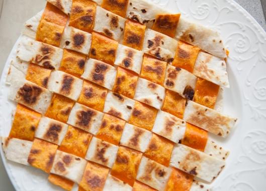 Woven Tortillas