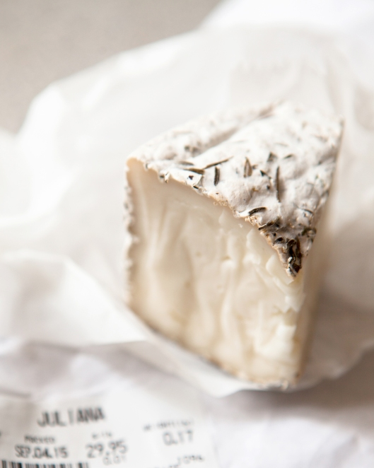 Julianna Goat Cheese from Capriole