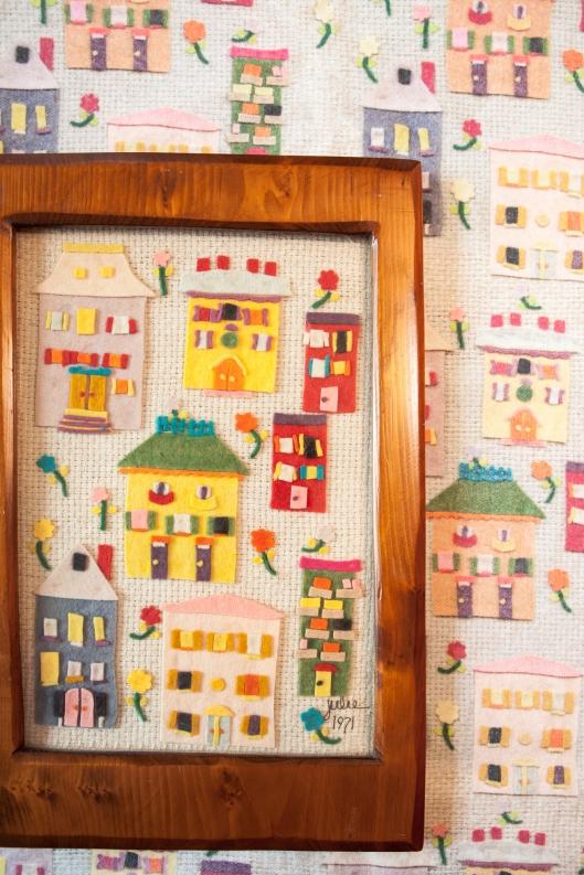 6 Felt Houses Inspiration