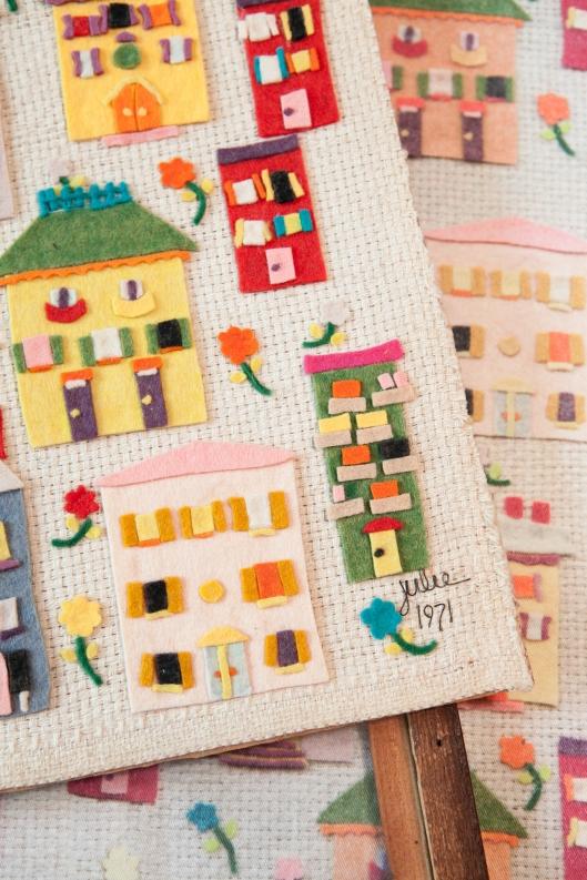 7 Felt Houses