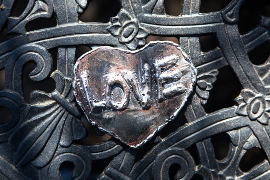 Welded Heart