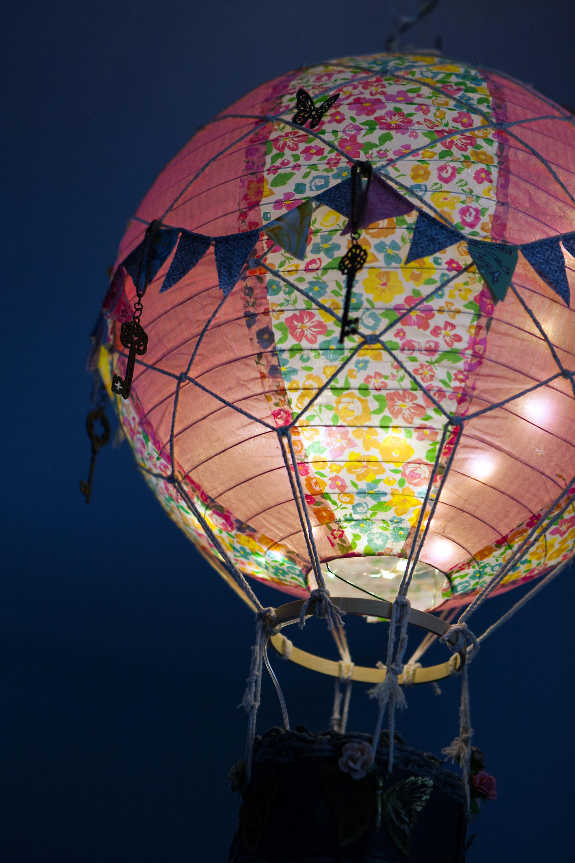 of hot home site palmyralibrary inspirational air art nursery scheme decor vintage balloon decorating wall decals ideas chandelier